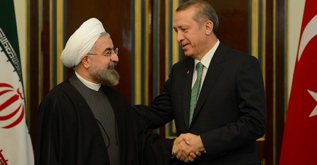 Ruhani'den Cumhurbaşkanı Erdoğan'a ABD Teklifi!