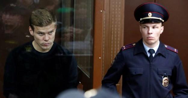 Rus Milli Futbolcuların Tutukluluk Süresi Uzatıldı
