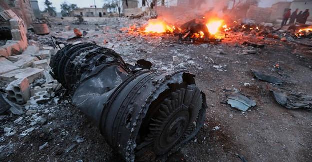 Rus Savaş Uçakları Yine Katliam Yaptı!