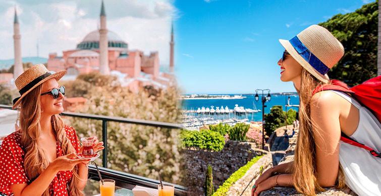 Rus Turistler 2021'de Türkiye'yi Ziyaret Etmek İstiyor