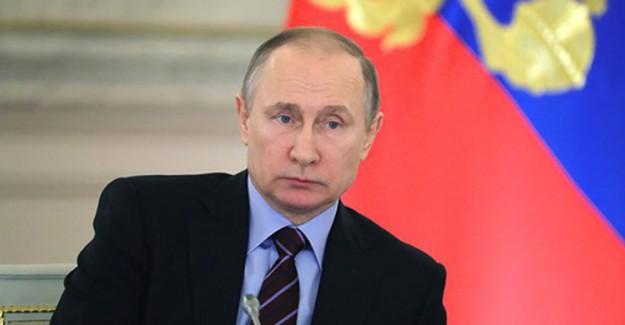 Rusya Cumhurbaşkanı Putin: Devletimizin Güvencesi için Önlemler Alacağız