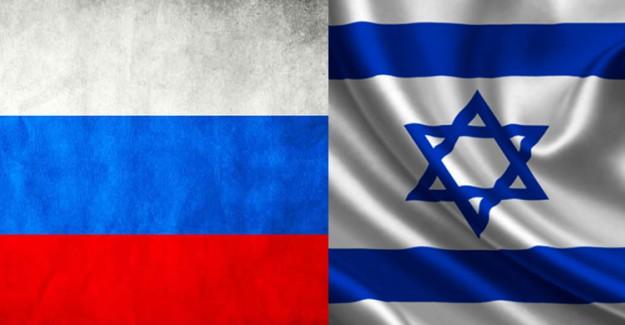 Rusya, İsrail'i Sert Uyardı!