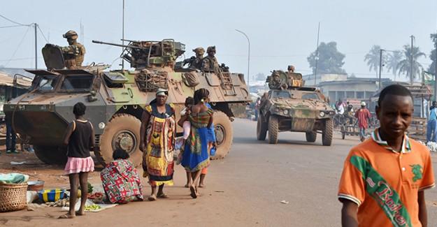 Rusya, Orta Afrika Cumhuriyeti Güvenlik Desteğine Destek Verdi