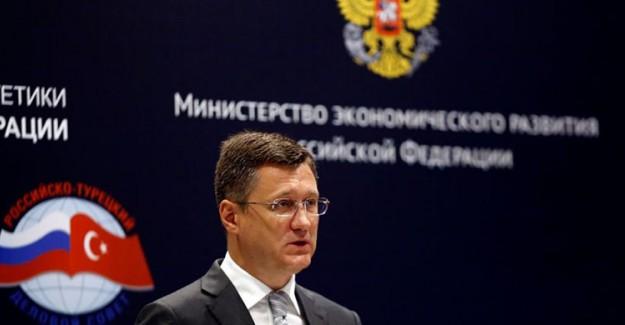 Rusya TürkAkım'ın İlk Kolunun 1 Ocak 2020'de Faaliyete Geçeceğini Açıkladı