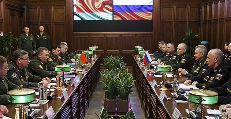 Rusya Ve Belarus'tan 3 Kritik Noktaya Savaş Eğitim Merkezi!