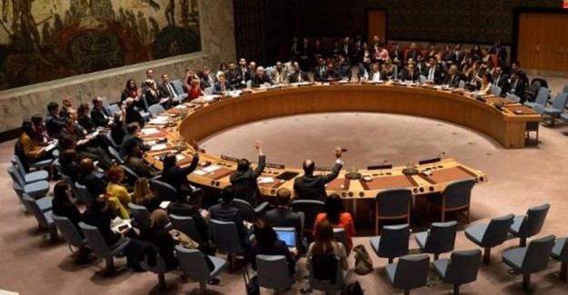 Rusya Ve Çin BM Güvenlik Konseyinin Suriye Kararını Veto Etti