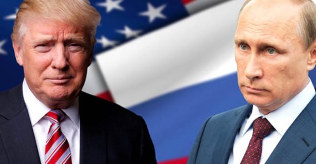 Rusya'dan ABD'ye Sert Yanıt!
