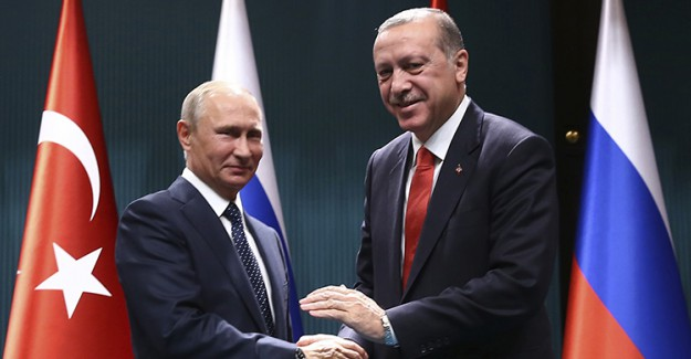 Rusya'dan Erdoğan Açıklaması!