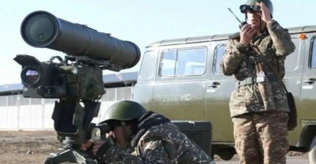 Rusya'dan Ermenistan'a Füze Desteği