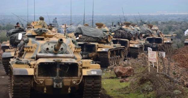 Rusya'dan Kritik Afrin Uyarısı!