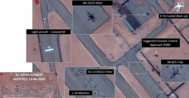 Rusya'dan Pis Libya Oyunu