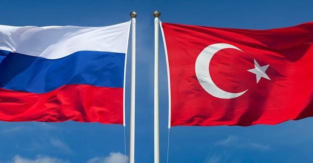 Rusya'dan Türkiye'ye Küstah Suçlama!