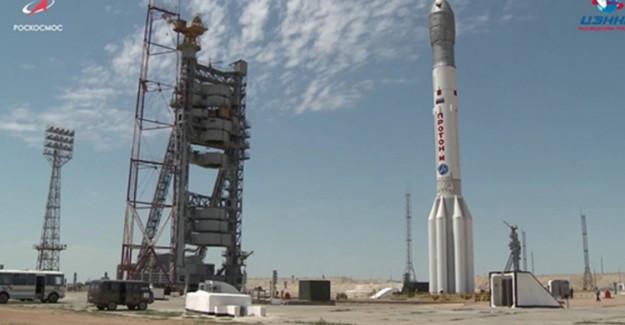Rusya'dan Uzay Üssü'nün 116 Kilometresini Geri Alacaklar