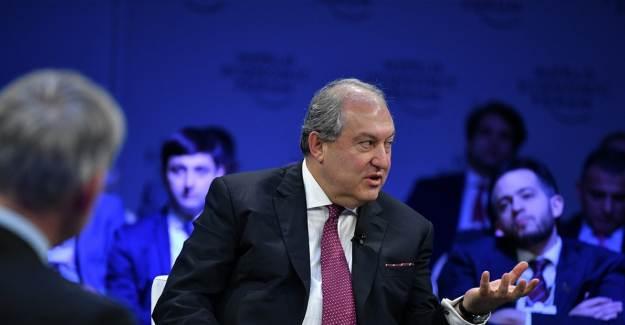 Rusya'nın Kuklası Sarkisyan'dan Türkiye'ye Ağır Suçlama