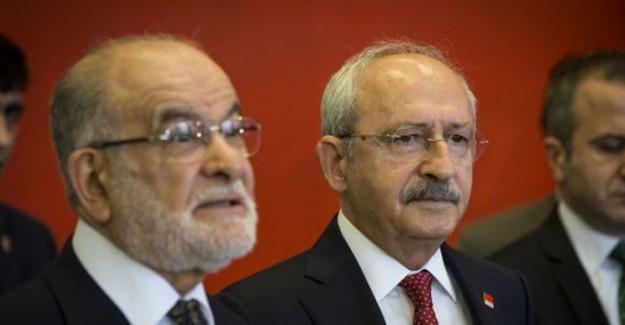 Saadet Partisi'nden HDP İle İttifak Sinyali
