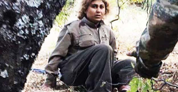 Sağ Yakalanan Kadın Teröristin Özel Harekatçıları Gördüğü An