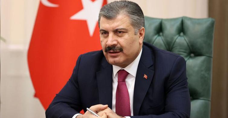 Sağlık Bakanı Fahrettin Koca: Vatandaşlarımdan Özür Diliyorum