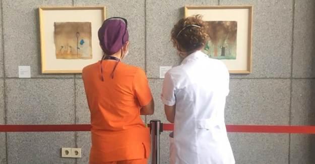 Sağlık Çalışanlarına Sergi: Karantina-Yeni Medeniyet