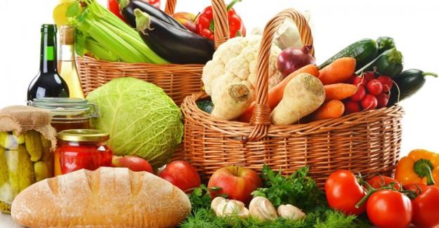 Sağlıklı Beslenmek İçin Gerekli Gıdalar