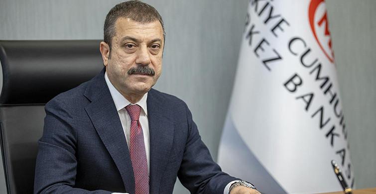 Şahap Kavcıoğlu: Altın rezervini 120'den 720 tona Berat Albayrak Çıkardı