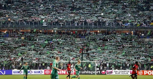 Saint Etienne Finali Seyircisiz Oynamak İstemiyor