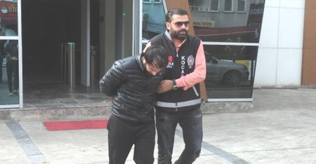Sakarya Ve Kocaeli'nde Otomobille Ziynet Eşyası Çalan 3 kişi Yakalandı