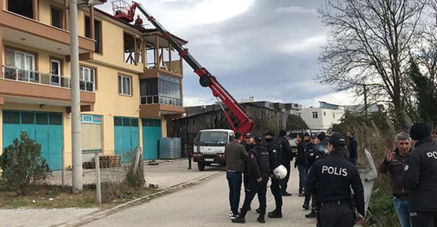 Sakarya'da Yıkım Gerginliği: 8 Gözaltı