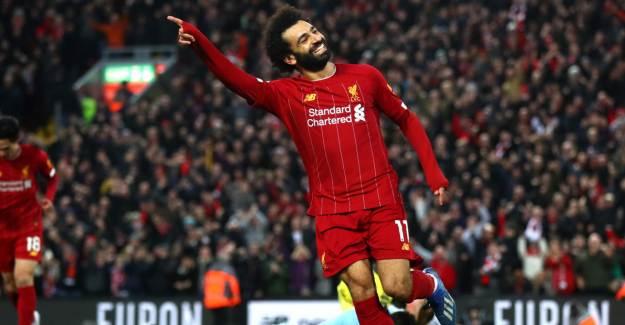 Salah: 'Umarım Uzun Yıllar Liverpool'da Kalırım'