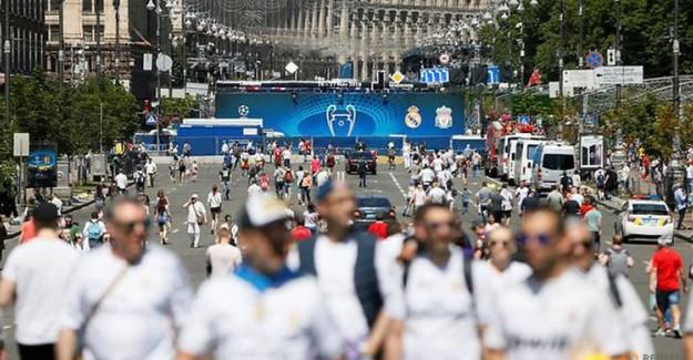 Şampiyonlar Ligi Finali Öncesi Kiev'de Bomba İhbarı! Metro İstasyonları Kapatıldı