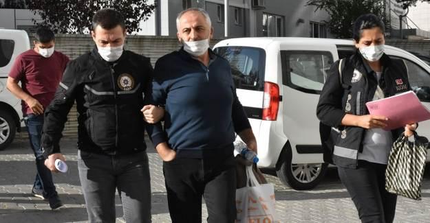 Samsun Merkezli FETÖ Operasyonu: 17 Eski Polis Gözaltında