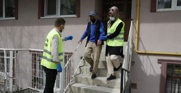 Samsun'da Tam Kapanma Sürecinde Hastalara Ulaşım Desteği Sağlandı