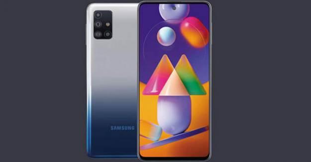 Samsung Galaxy M31s Modeli Türkiye'de Ön Siparişe Açıldı