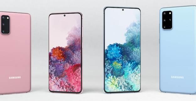 Samsung Galaxy S20 Özellikleri