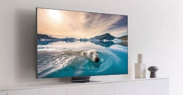 Samsung QLED TV İçin Gerekli Onayı Aldı