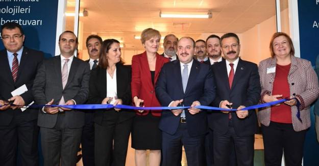 Sanayi Bakanı Mustafa Varank, Gebze'de 15 Milyon Dolarlık Yatırımın Açılışını Yaptı!