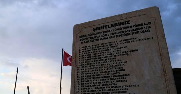 Şanlı Sultan Murat Direnişi
