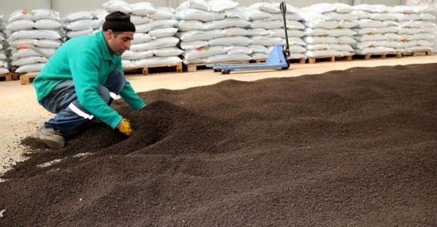 Şanlıurfa'da Üretilen Organik Gübre Yurt Dışına Satılıyor