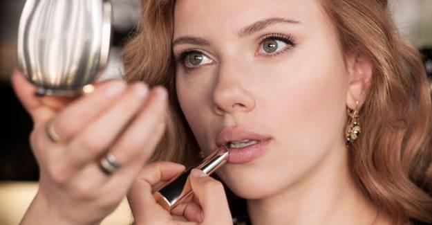 Scarlett Johansson Makyajı