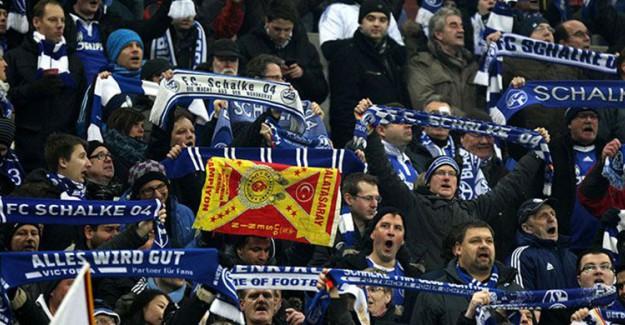 Schalke 04-Galatasaray Karşılaşmasının Biletleri Kapalı Gişe!