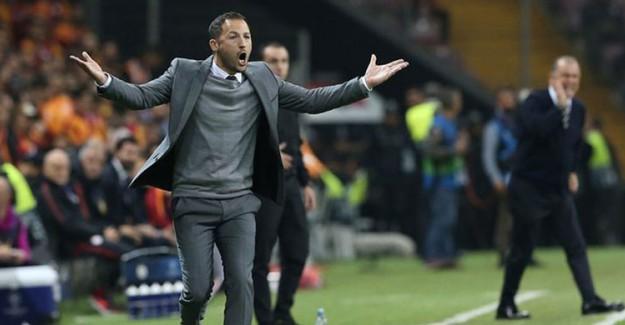 Schalke Teknik Direktörü Tedesco: Takımım İyi ve Cesur Futbol Oynadı