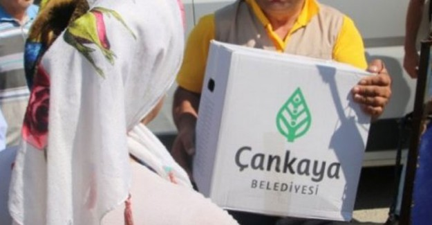 Seçime Doğru Gidilirken CHP Makarna Dağıtmaya Başladı