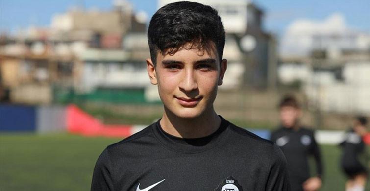 Şehit Polis Fethi Sekin'in Oğlu Milli Takımda
