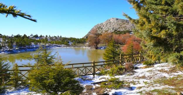 Şehzadelerin Yaşadığı Spil Dağı Şifa Dağıtıyor