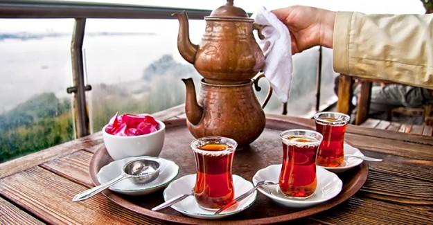 Şekersiz Çay Bakın Neye İyi Geliyor