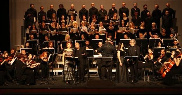 Senfonik Türküler Konseri TRT 2'de