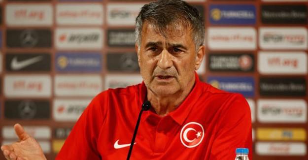 Şenol Güneş Türk Takımlarının Hazırlık Maçlarını İzleyecek