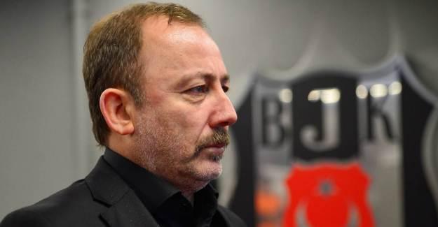 Sergen Yalçın: 'Ben Beşiktaş Kimliği Olan Bir Adamım!'
