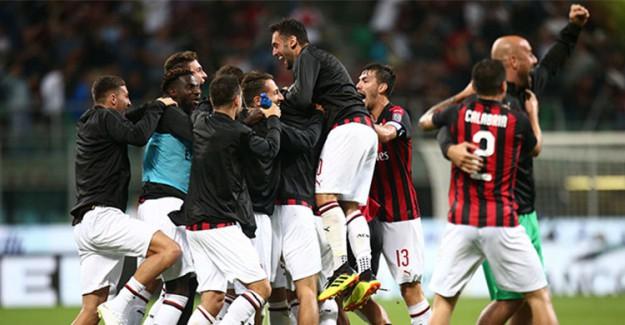 Serie A'da Haftanın Maçında Hakan Sevindi, Cengiz Üzüldü!