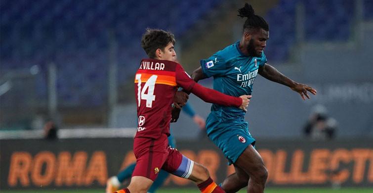 Serie A'da Milan Roma'yı Yaktı!