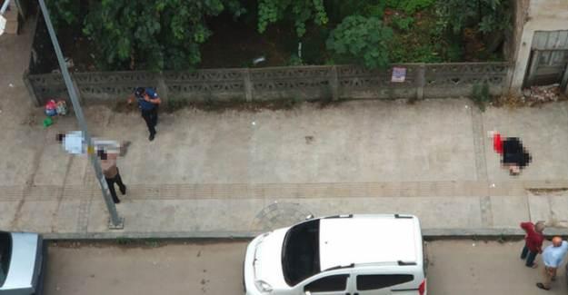 Sevgilisini Sokak Ortasında Öldürüp İntihara Kalkıştı